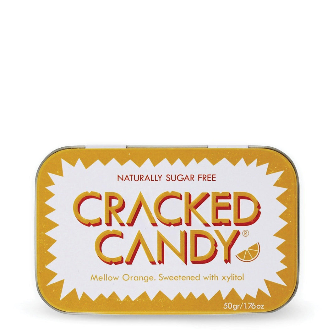 Cracked Candy | Mellow Orange 50g