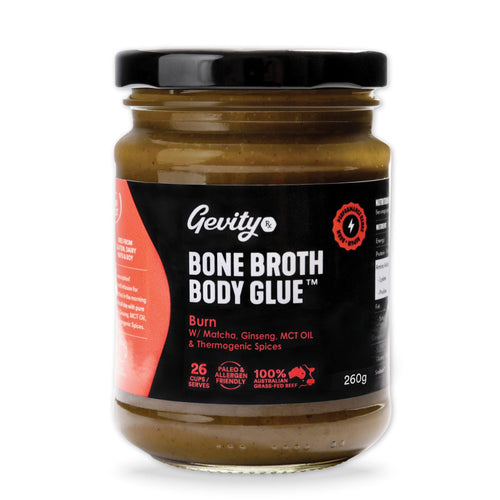 Bone Broth Body Glue | BURN 260g