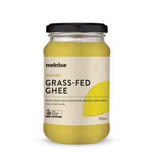 Organic Grass-Fed Ghee 325ml