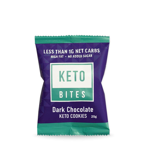 Keto Cookies | Dark Chocolate 25g