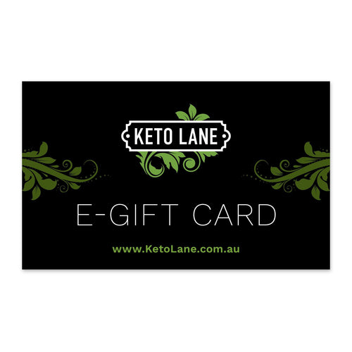 Keto Lane E-Gift Card