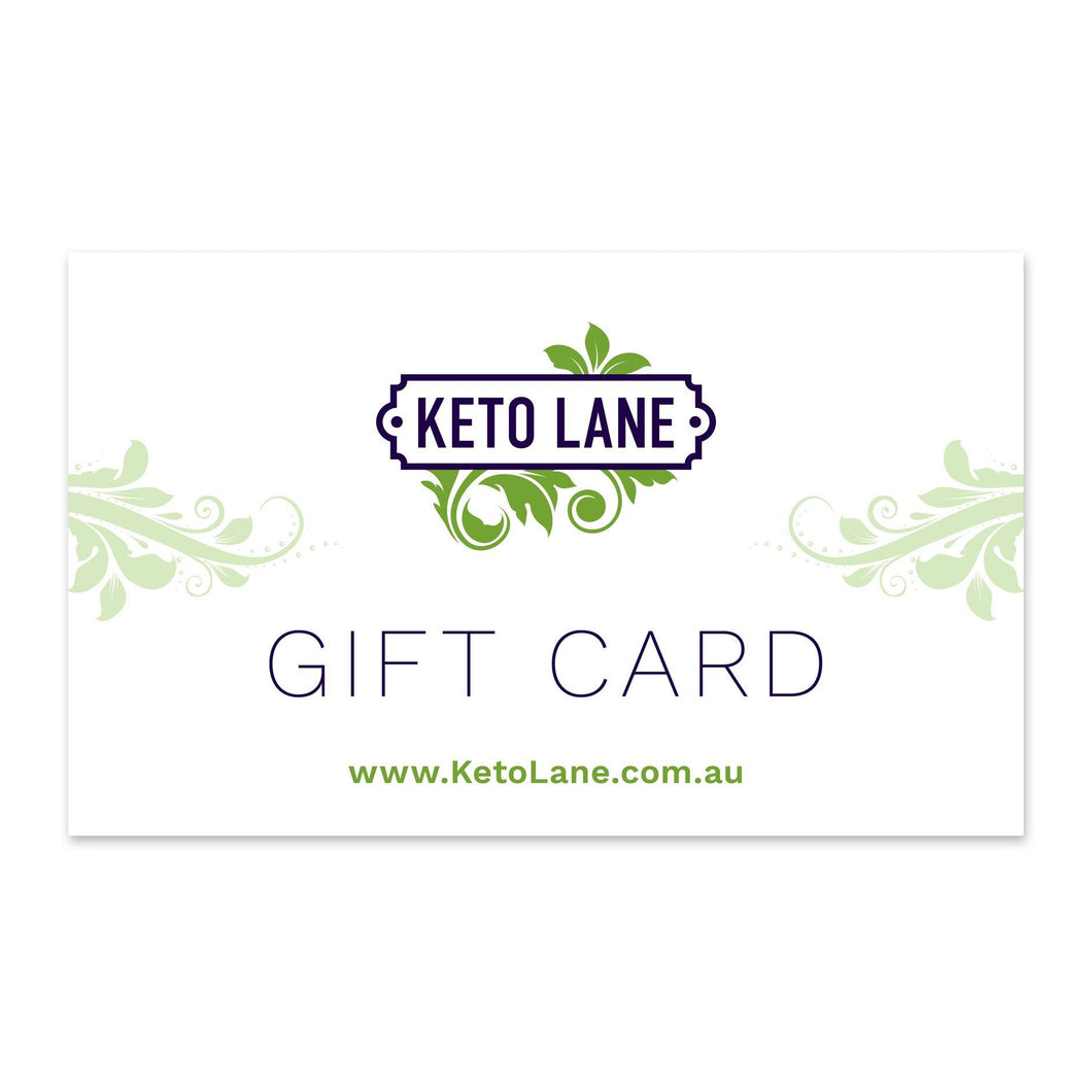 Keto Lane Gift Card