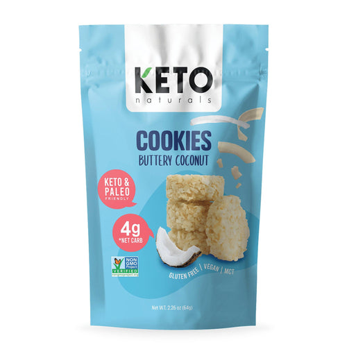 Cookies | Buttery Coconut 64gm