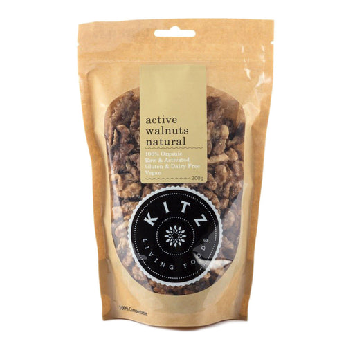 Activated Walnuts | Natural 200g