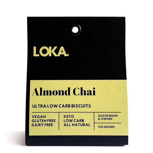 Biscuits | Almond Chai 150g