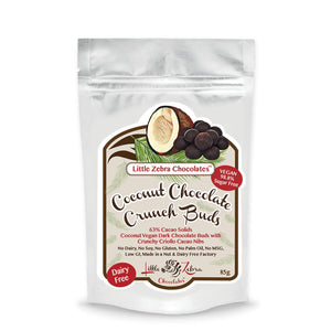 Chocolate Crunch Buds | Coconut 85g