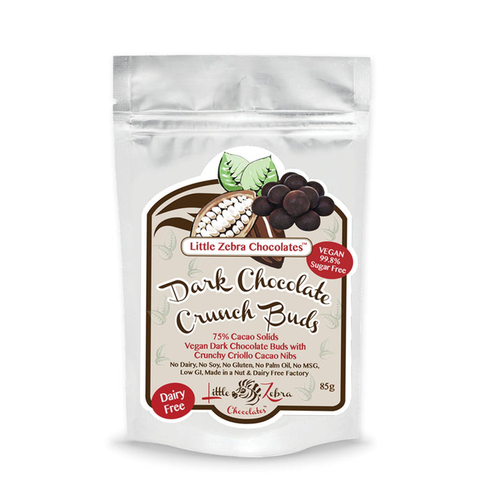 Chocolate Crunch Buds | Dark 85g