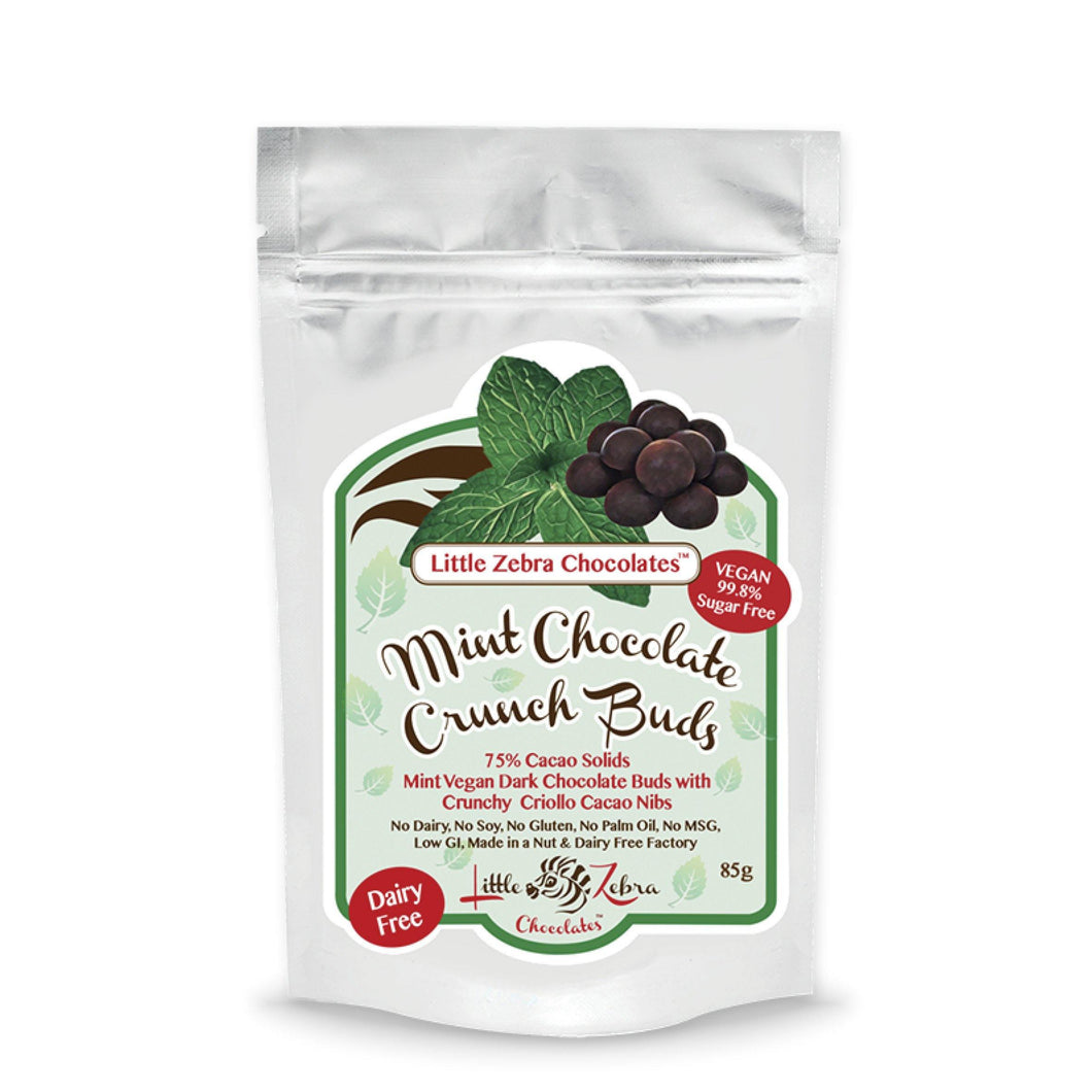 Chocolate Crunch Buds | Mint 85g