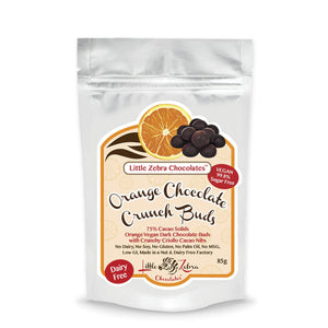 Chocolate Crunch Buds | Orange 85g
