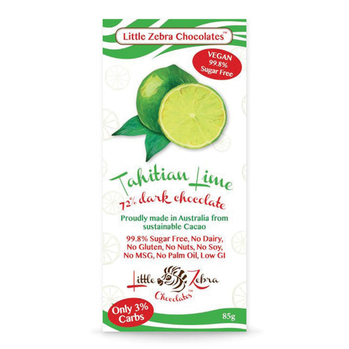 Dark Chocolate | Tahitian Lime Supreme 85g