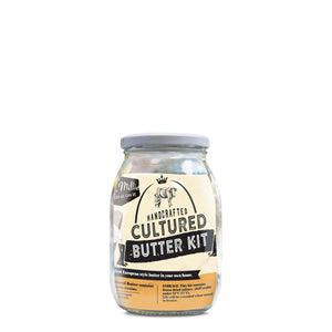 Handcrafted Cultured Butter Kit