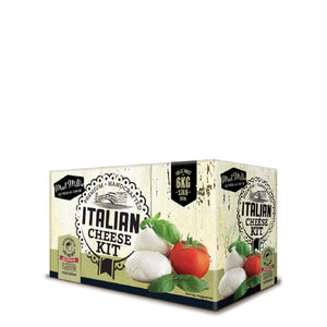 Handcrafted Italian Cheese Kit