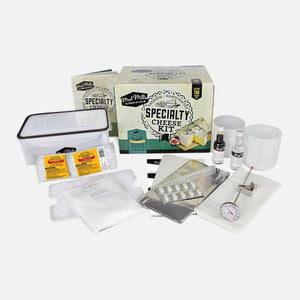 Handcrafted Specialty Cheese Kit