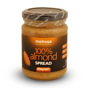 Melrose | 100% Almond Spread 250g