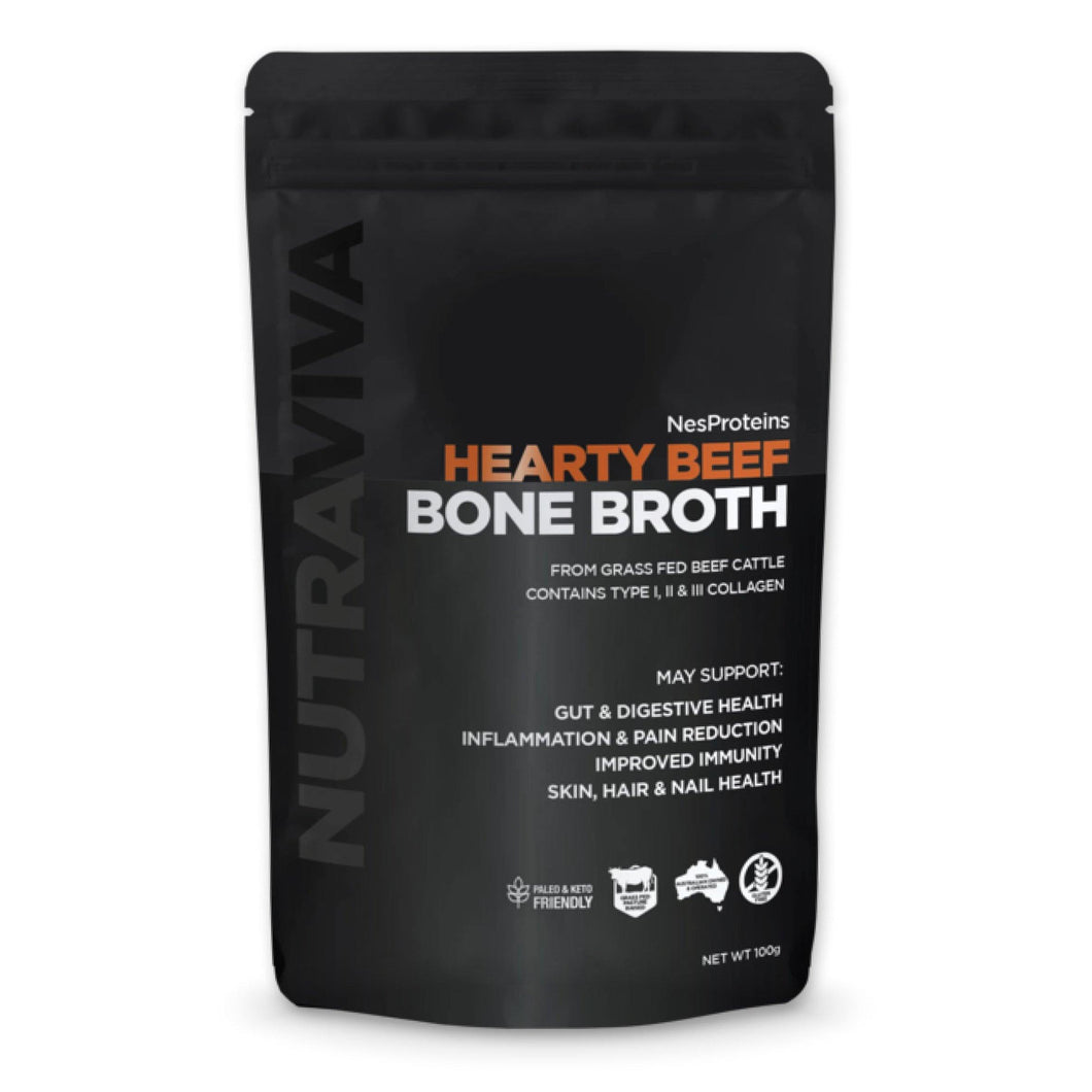 Bone Broth | Hearty Beef 100g