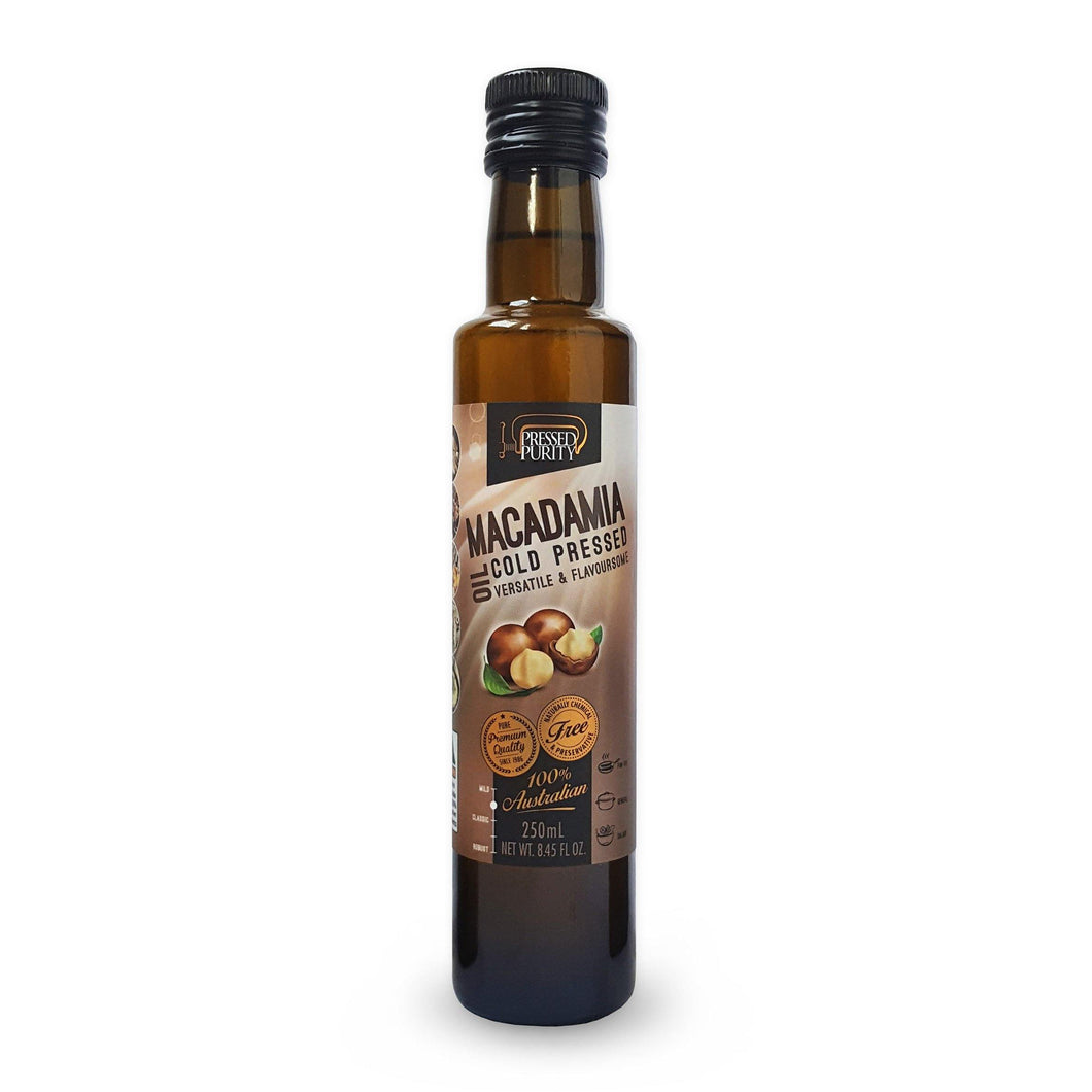 Macadamia Oil 250ml