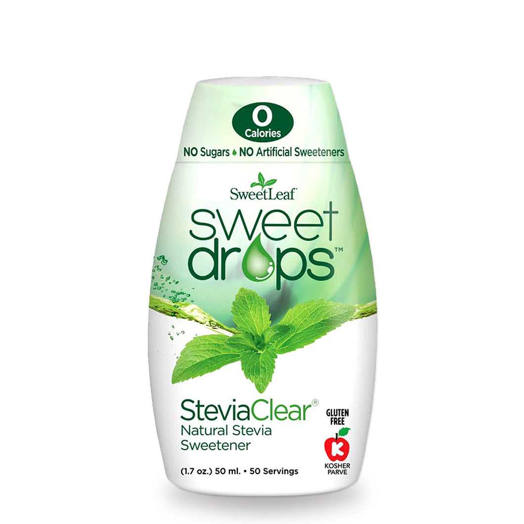 Sweet Drops | Stevia Clear 50ml