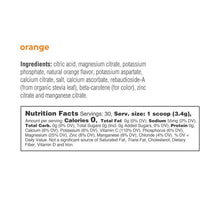 Electrolyte Drink Mix | Orange Tub 30 Servings