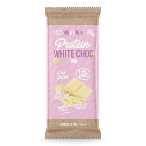 White Chocolate Bar 100g