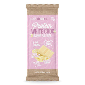 White Chocolate | Quinoa Puff 100g
