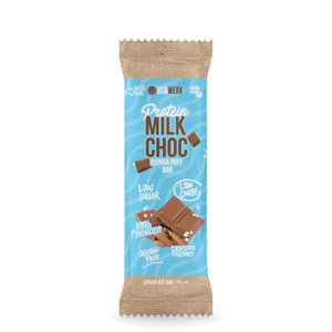 Milk Chocolate | Quinoa Puff 35g