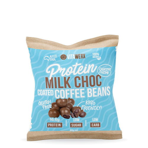 Milk Chocolate | Coated Coffee Beans 60g