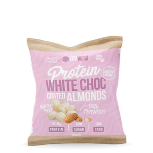 White Chocolate | Coated Almonds 60g
