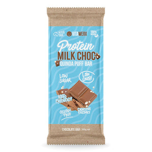 Milk Chocolate | Quinoa Puff 100g