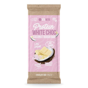 White Chocolate | Coconut Rough 100g