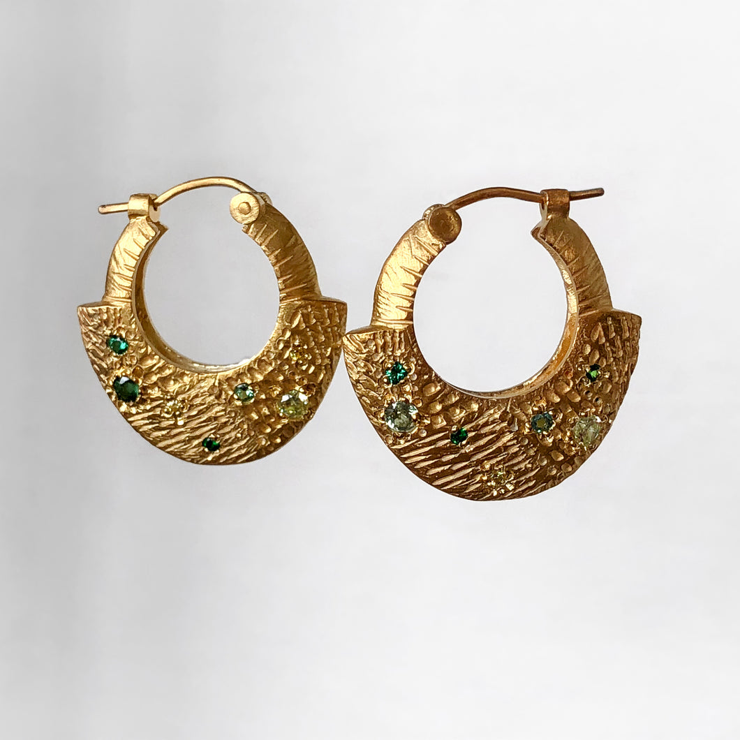 Alexander In Egypt Earrings