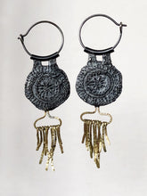 Cycladic Pan Earrings