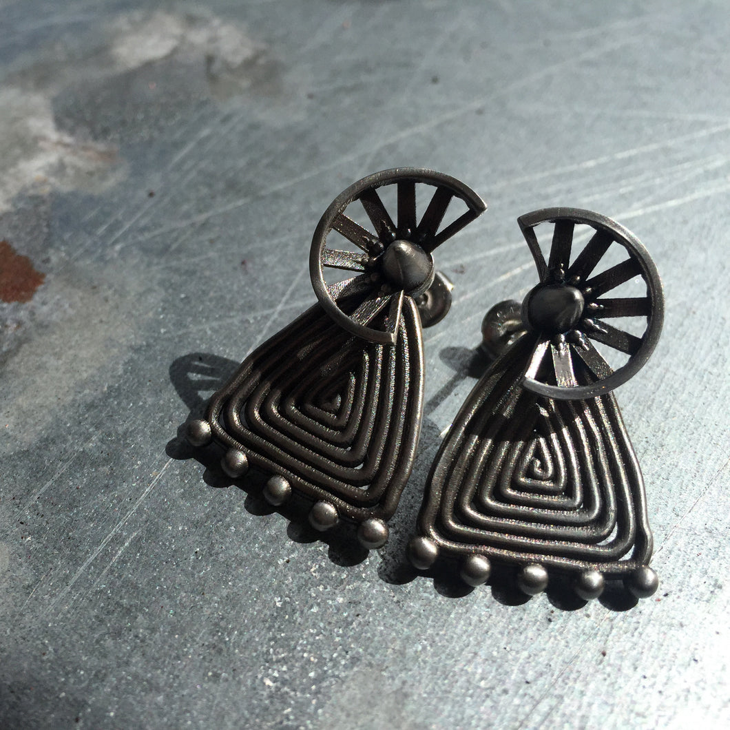 Mixtec Earrings