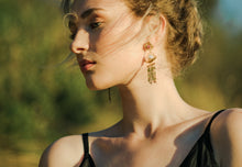 'When They Call to the Sea' Nereides Earrings