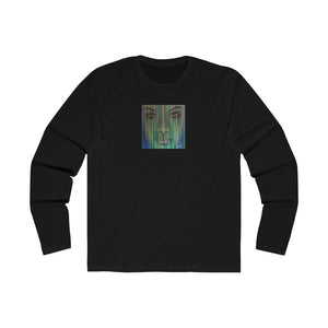 Parallel Lives -Men's Long Sleeve Crew Tee