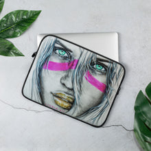 Spirit of Oz - Original Art by Lionia Laptop Sleeve