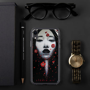 Blossom by Lionia iPhone Case