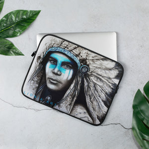Blue Chief by Lionia - Laptop Sleeve