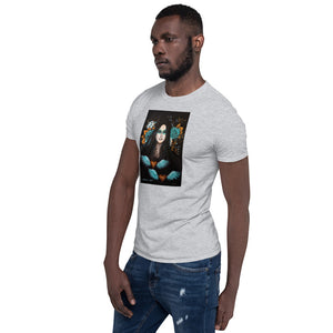 Short-Sleeve Unisex T-Shirt - Keeper of Golden Hearts Art