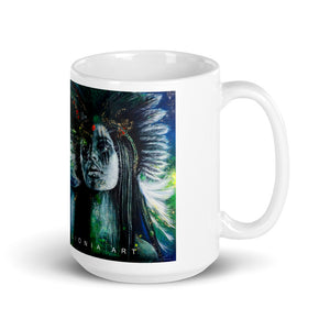 Creator- Original Art by Lionia Mug