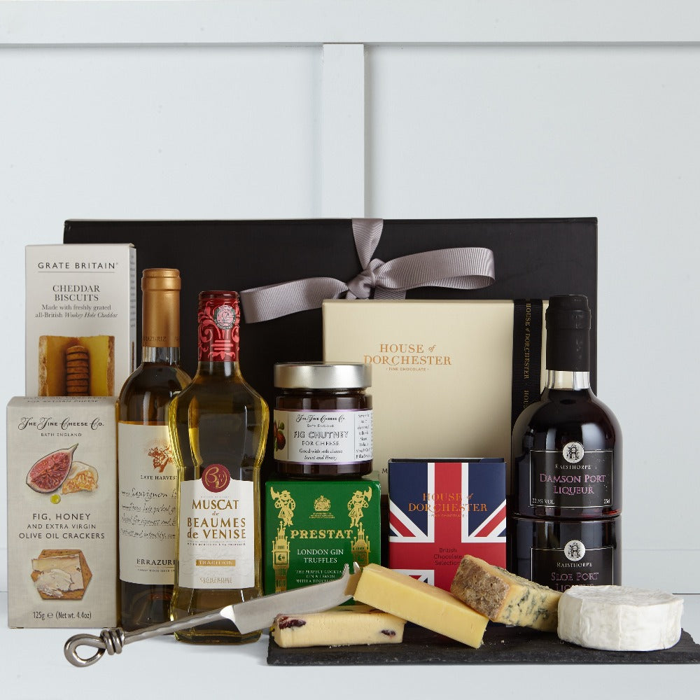 After Dinner Deluxe Hamper - Hamper Lounge