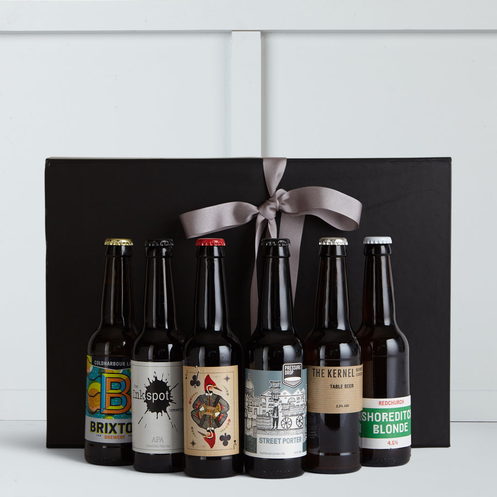 The Beer Box - Hamper Lounge