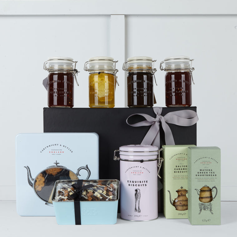Cartwright & Butler Hamper