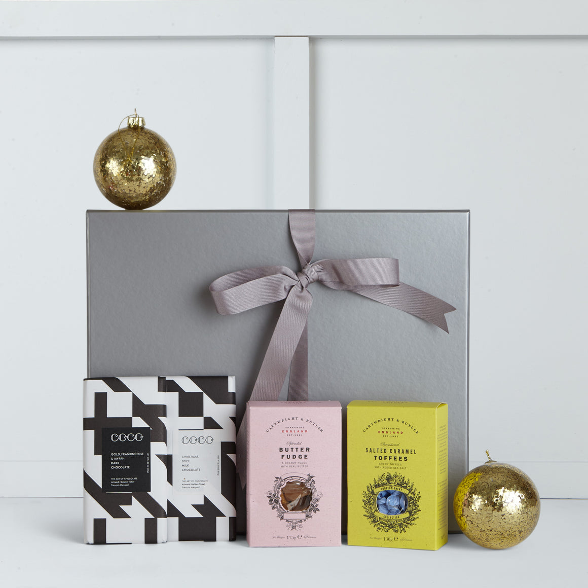 Edinburgh & Yorkshire Christmas Treat Box