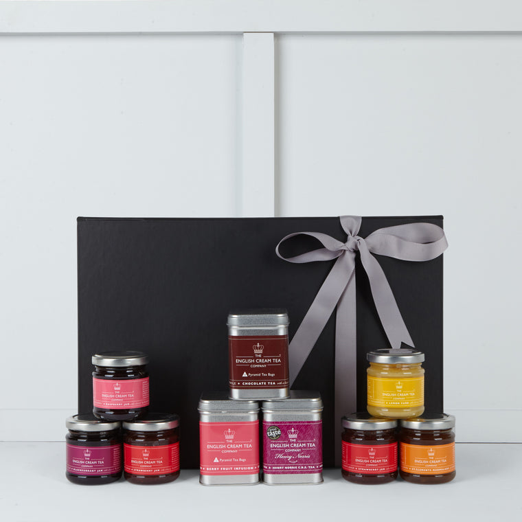 The English Cream Tea Hamper - Hamper Lounge