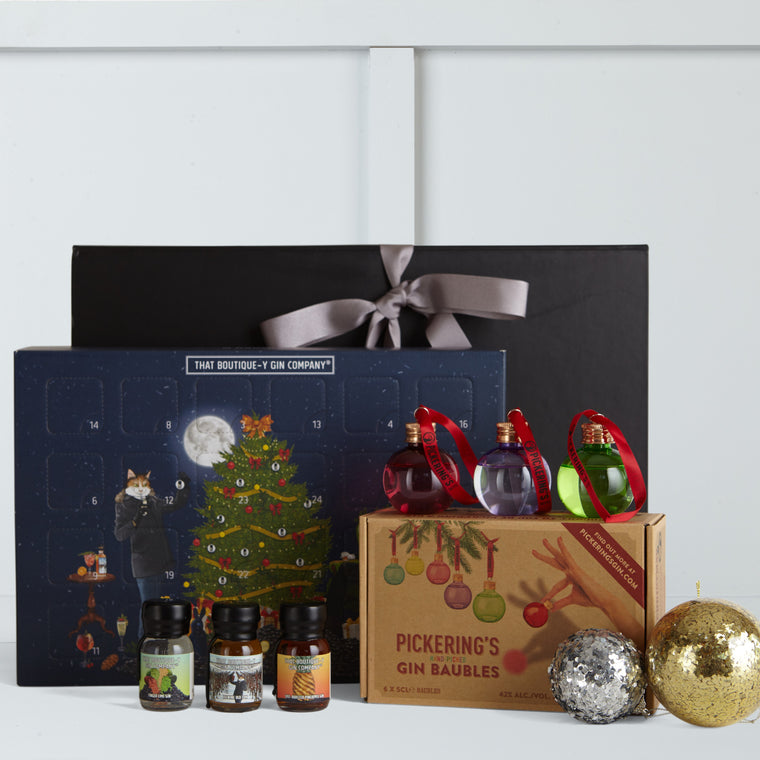 Christmas Gin Box