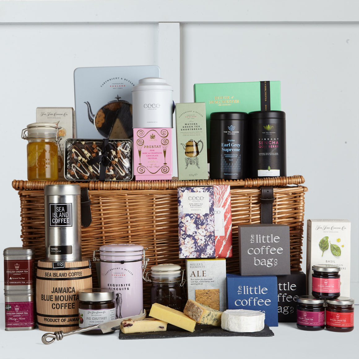 The Gourmet Hamper - Hamper Lounge