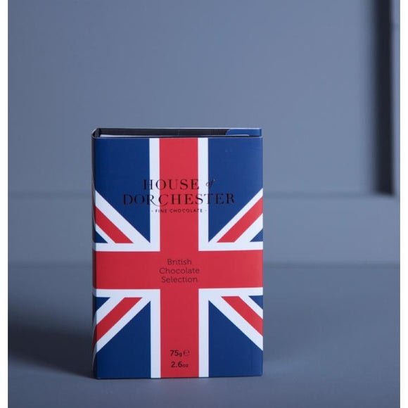 Box of Union Jack British Chocolate Selection