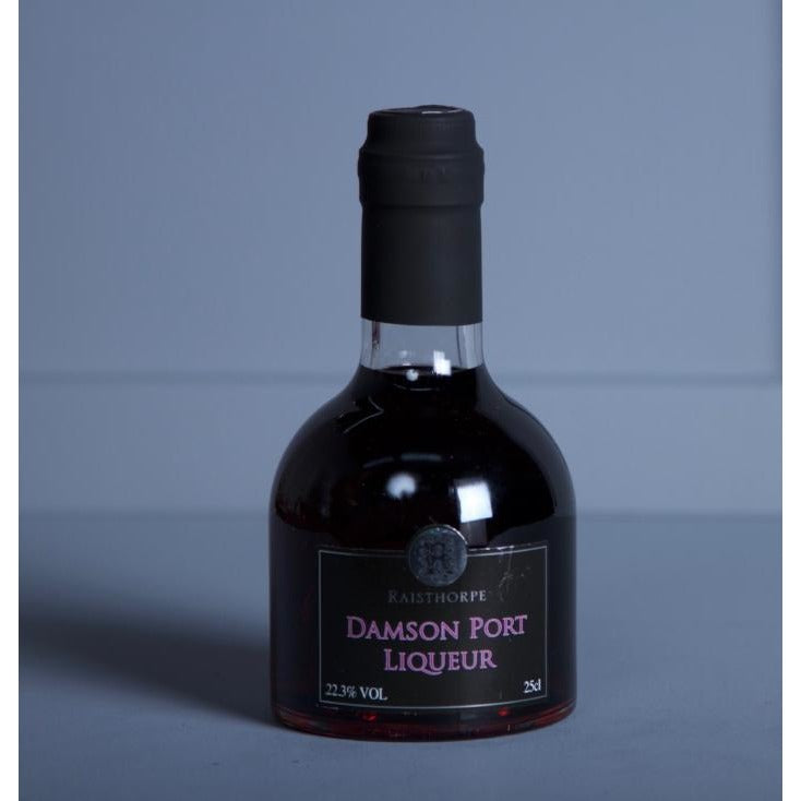 Damson Port Liquer Stacker 25cl bottle