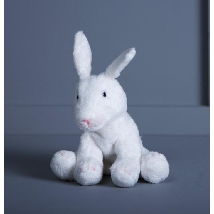Rose Rabbit Soft Toy - Hamper Lounge