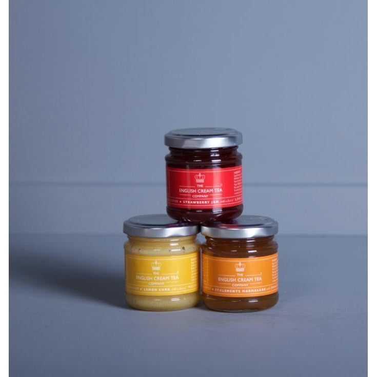 Breakfast Range of Preserves - Hamper Lounge